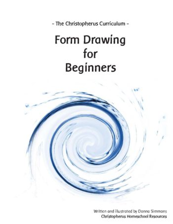Form Drawing for Beginners cover 2017