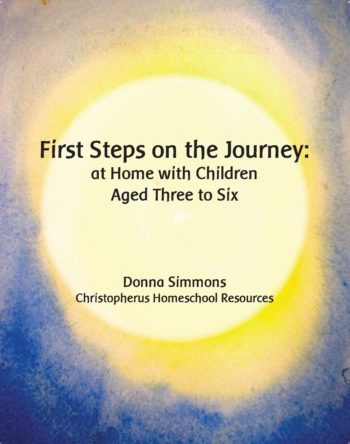 First Steps on the Journey cover (Final 2 25 20)