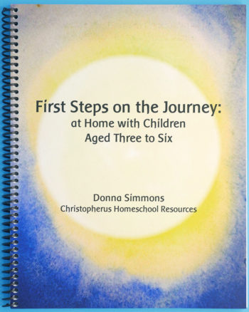 first steps on the journey donna simmons