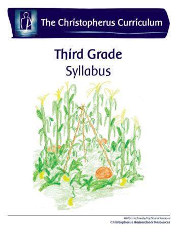 third grade cover