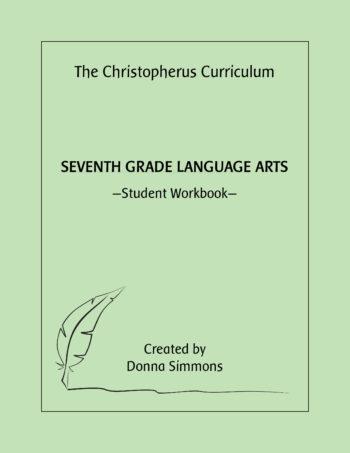 7th grade language arts cover