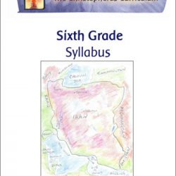 6th Grade Syllabus cover updated border