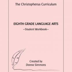 8th grade language arts cover